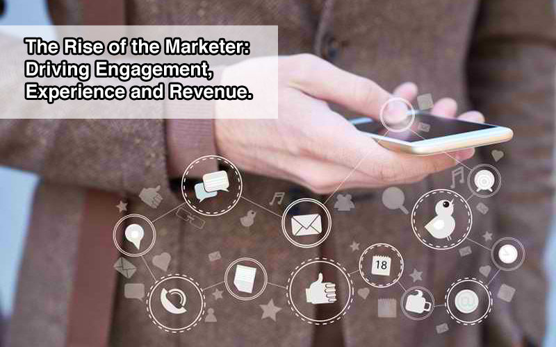 The Rise of the Mobile Marketer