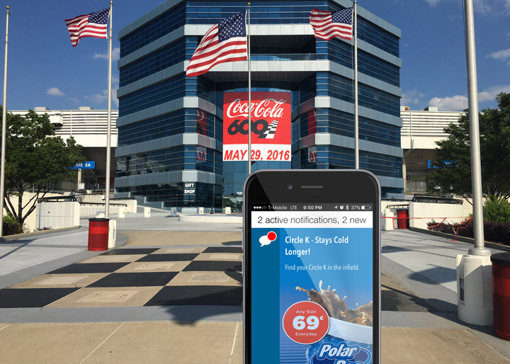Interface Security Systems Teams with Speedway Motorsports to Provide Proximity Services to Fans at Charlotte Motor Speedway